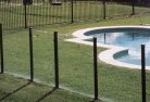 Allambee Glass fencing 10