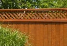Allambee Wood fencing 14