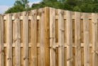 Allambee Wood fencing 3