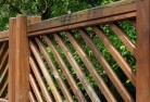 Allambee Wood fencing 7
